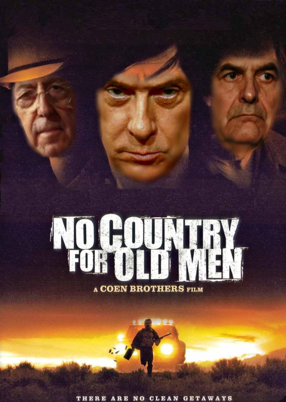 Non E' Un Paese Per Vecchi (Trailer Italiano)