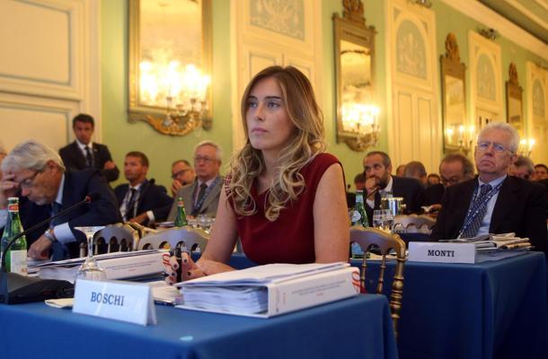 Cernobbio: Boschi, io presente ma da Renzi scelta coraggiosa