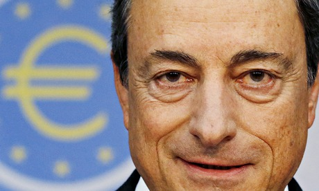 Mario Draghi 4 September 2014